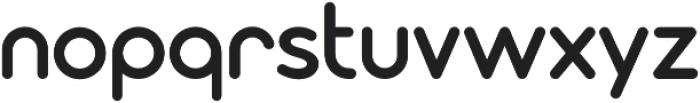Modulus Pro Semi Bold otf (600) Font LOWERCASE