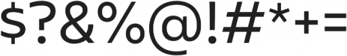 Mohr Alt otf (400) Font OTHER CHARS