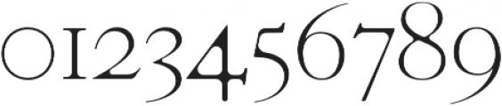 Moisses Light Round otf (300) Font OTHER CHARS
