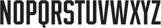 Moister-Block otf (400) Font UPPERCASE