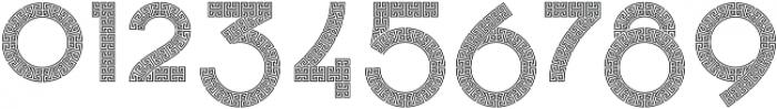 Mojita ttf (400) Font OTHER CHARS