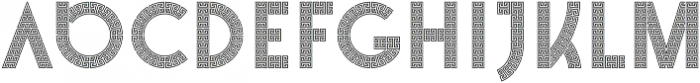 Mojita ttf (400) Font LOWERCASE