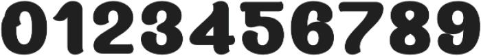Moku Brush ExtraBold otf (700) Font OTHER CHARS