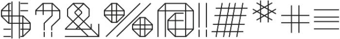 Moku26 ttf (400) Font OTHER CHARS