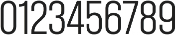 Molde Condensed-Regular otf (400) Font OTHER CHARS