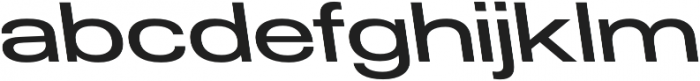 Molde Expanded-Medium Reverse otf (500) Font LOWERCASE