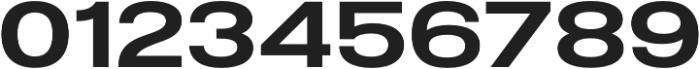 Molde SemiExpanded-Semibold otf (600) Font OTHER CHARS