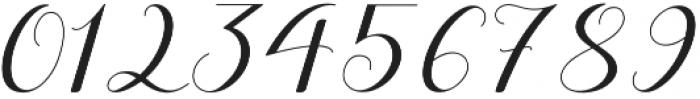 Molinha otf (400) Font OTHER CHARS