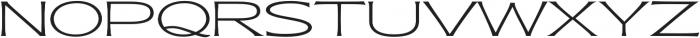 Molly Sans XE Thin otf (100) Font LOWERCASE