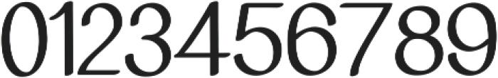 Molye Regular ttf (400) Font OTHER CHARS