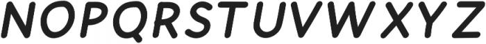 Mombasa-Black-Italic Regular otf (900) Font UPPERCASE