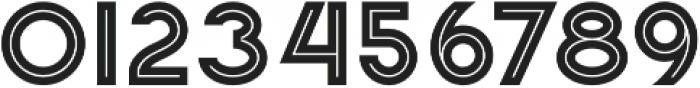 Momoco Inline otf (400) Font OTHER CHARS