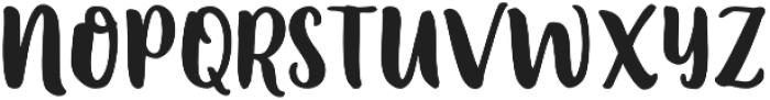 Monalisa 2nd Script otf (400) Font UPPERCASE