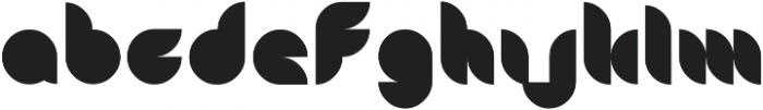 Monavi otf (400) Font LOWERCASE