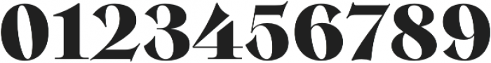 Monckeberg Black otf (900) Font OTHER CHARS