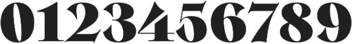 Monckeberg Heavy otf (800) Font OTHER CHARS
