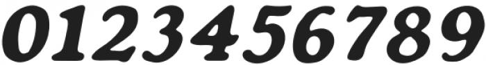 Mondeur Italic otf (400) Font OTHER CHARS