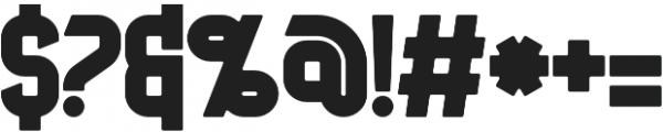 Monetta  otf (400) Font OTHER CHARS