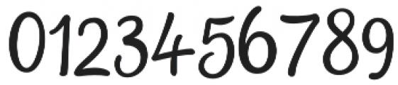 Money Penny Script otf (400) Font OTHER CHARS