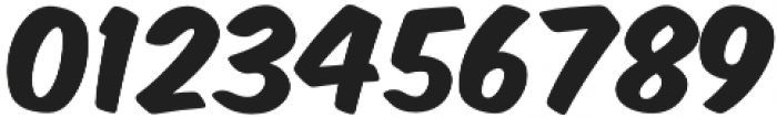 Monkey Buns Regular otf (400) Font OTHER CHARS