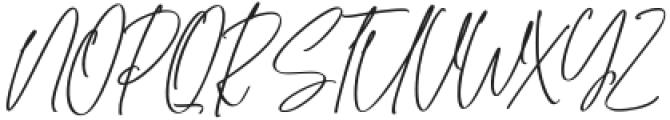 Monkeystand otf (400) Font UPPERCASE