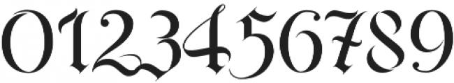 Monkeytails otf (400) Font OTHER CHARS
