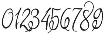 Monkuta Regular otf (400) Font OTHER CHARS