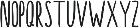 Monoplay otf (400) Font UPPERCASE