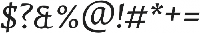 Monsieur otf (400) Font OTHER CHARS