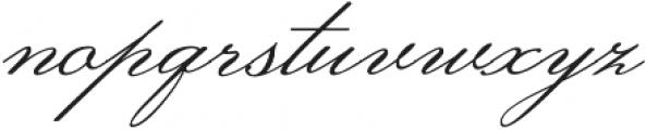 MonsieurLaDoulaise Pro otf (400) Font LOWERCASE
