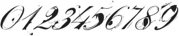 MonsterDays OT Regular otf (400) Font OTHER CHARS