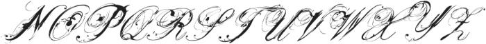 MonsterDays OT Regular otf (400) Font UPPERCASE