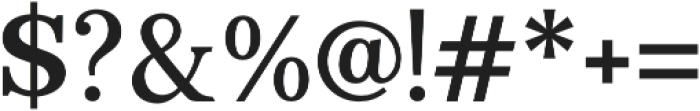 Monstice Base otf (400) Font OTHER CHARS