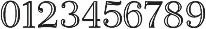 Monstice Engraved otf (400) Font OTHER CHARS