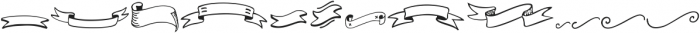 Monstterday Elements ttf (400) Font LOWERCASE