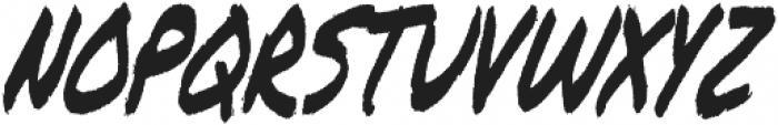 MontFort otf (400) Font UPPERCASE