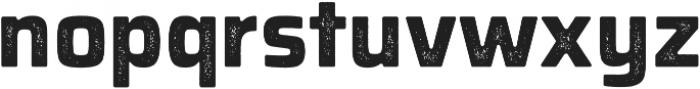 Montara Textured otf (400) Font LOWERCASE