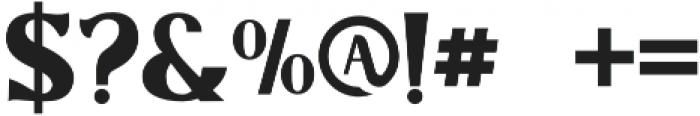 Montaseli Sans otf (400) Font OTHER CHARS