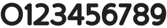 Montauk Bold otf (700) Font OTHER CHARS
