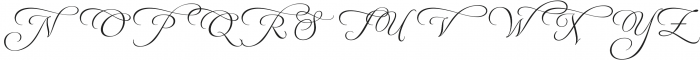 MonteCarloScriptC otf (400) Font UPPERCASE