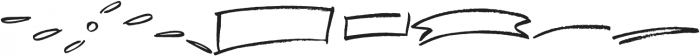 Moonstone Extras otf (400) Font UPPERCASE