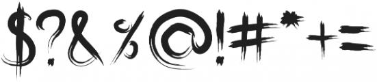 Moonstone otf (400) Font OTHER CHARS
