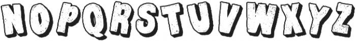 More than Enough ttf (400) Font UPPERCASE