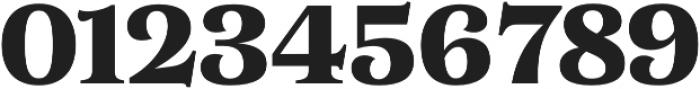 Morison Extrabold otf (700) Font OTHER CHARS