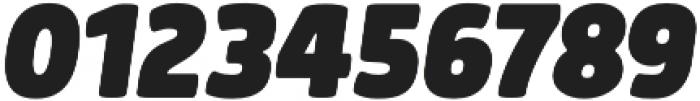 Morl Black Italic otf (900) Font OTHER CHARS