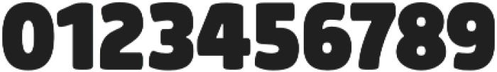 Morl Black otf (900) Font OTHER CHARS