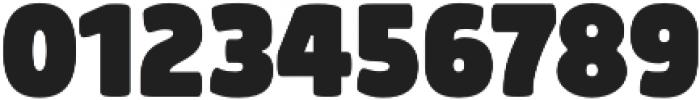 Morl ExtraBlack otf (900) Font OTHER CHARS