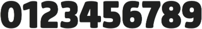 Morl ExtraBold otf (700) Font OTHER CHARS