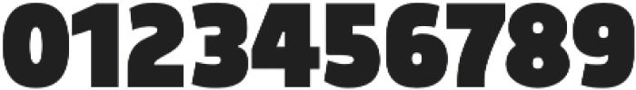 Morl Sans ExtraBlack otf (900) Font OTHER CHARS