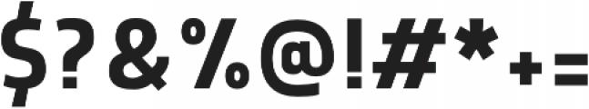 Morl Sans otf (400) Font OTHER CHARS